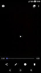 HTC Desire 650 - Photos, vidéos, musique - Créer une vidéo - Étape 17