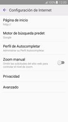 Samsung Galaxy J5 - Internet - Configurar Internet - Paso 24
