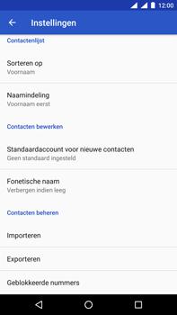 Nokia 6.1 Dual-SIM (TA-1043) - Contacten en data - Contacten kopiëren van SIM naar toestel - Stap 6