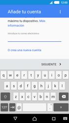 Sony Xperia M4 Aqua - E-mail - Configurar Gmail - Paso 9