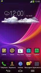 LG D955 G Flex - Paramètres - Reçus par SMS - Étape 3
