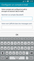Samsung A300FU Galaxy A3 - E-mail - Configuration manuelle - Étape 18