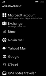 Nokia Lumia 530 - E-mail - Manual configuration - Step 6