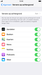 Apple iPhone 6 - iOS 11 - apps - apps afsluiten - stap 7