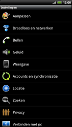 HTC Z710e Sensation - Internet - aan- of uitzetten - Stap 4