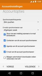 Wiko Rainbow Jam - Dual SIM - E-mail - Handmatig instellen (outlook) - Stap 9
