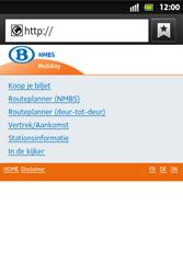 Sony ST27i Xperia Go - Internet - Internetten - Stap 13