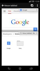 Sony D5103 Xperia T3 - Internet - hoe te internetten - Stap 18