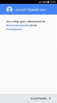 Samsung J710 Samsung Galaxy J7 (2016) - E-mail - handmatig instellen (gmail) - Stap 14