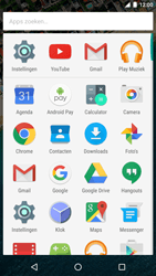 LG Google Nexus 5X - WiFi en Bluetooth - Handmatig instellen - Stap 3
