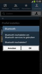 Samsung I9195 Galaxy S IV Mini LTE - Contactgegevens overzetten - delen via Bluetooth - Stap 10