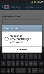 Samsung S7275 Galaxy Ace III - E-mail - handmatig instellen - Stap 16