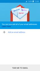 Samsung J320 Galaxy J3 (2016) - E-mail - Configuration manuelle (gmail) - Étape 6
