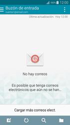 Samsung A500FU Galaxy A5 - E-mail - Escribir y enviar un correo electrónico - Paso 4