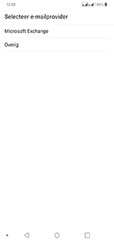 LG lg-q60-dual-sim-lm-x525eaw - E-mail - Account instellen (POP3 zonder SMTP-verificatie) - Stap 6