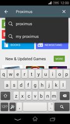 Sony D2203 Xperia E3 - Applications - MyProximus - Step 6