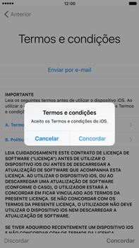 Apple iPhone 6s Plus - Primeiros passos - Como ligar o telemóvel pela primeira vez -  23