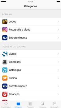 Apple iPhone 7 Plus - Aplicações - Como pesquisar e instalar aplicações -  5