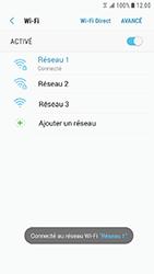 Samsung Galaxy Xcover 4 - Wi-Fi - Accéder au réseau Wi-Fi - Étape 9