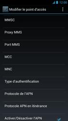 Acer Liquid S1 - Mms - Configuration manuelle - Étape 14