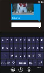 Nokia Lumia 900 - MMS - envoi d'images - Étape 11