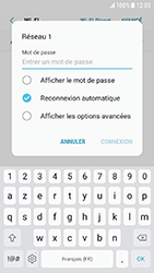 Samsung Galaxy Xcover 4 - Wi-Fi - Accéder au réseau Wi-Fi - Étape 8