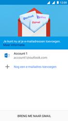 Nokia 3 - E-mail - e-mail instellen (outlook) - Stap 12