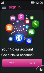 Nokia Asha 311 - Applications - Downloading applications - Step 9
