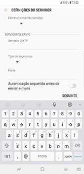 Samsung Galaxy S9 Plus - Email - Configurar a conta de Email -  14
