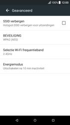 HTC one-m9-model-0pja100-android-nougat - WiFi - Mobiele hotspot instellen - Stap 12