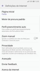 Samsung Galaxy S7 Edge - Internet no telemóvel - Configurar ligação à internet -  24