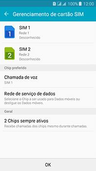 Samsung Galaxy J7 - Primeiros passos - Como ativar seu aparelho - Etapa 5