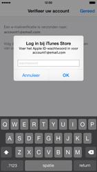 Apple iPhone 6 - Applicaties - Account instellen - Stap 26