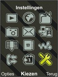 Sony Ericsson W995 - Buitenland - Bellen, sms en internet - Stap 3