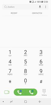 Samsung Galaxy A8 (2018) - Voicemail - handmatig instellen - Stap 5