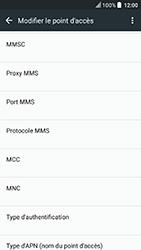 HTC U Play - Mms - Configuration manuelle - Étape 10