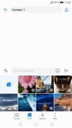 Huawei P9 Lite - Android Nougat - MMS - Afbeeldingen verzenden - Stap 9