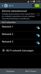 Samsung Galaxy S3 Neo (I9301i) - WiFi - Handmatig instellen - Stap 7