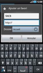 Samsung I9000 Galaxy S - Internet - Navigation sur Internet - Étape 9