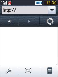 Samsung B3410 Star Qwerty - Internet - hoe te internetten - Stap 15