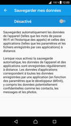Sony Xperia Z5 - Android Nougat - Device maintenance - Back up - Étape 8
