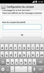 Huawei Ascend Y330 - E-mail - Configuration manuelle - Étape 20