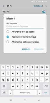 Samsung Galaxy A7 (2018) - Wifi - configuration manuelle - Étape 7
