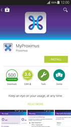 Samsung Galaxy A3 (2016) - Applications - MyProximus - Step 8