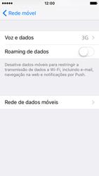 Apple iPhone SE - Internet no telemóvel - Como ativar 4G -  5