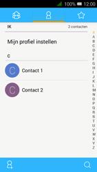 Alcatel OneTouch PIXI 3 (4.5) 3G (OT-4027X) - Contacten en data - Contacten overzetten via Bluetooth - Stap 4
