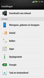 HTC Desire 601 - Voicemail - Handmatig instellen - Stap 4