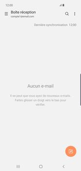 Samsung Galaxy S10 Plus - E-mail - envoyer un e-mail - Étape 4