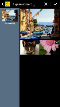 Samsung N9005 Galaxy Note III LTE - MMS - afbeeldingen verzenden - Stap 18
