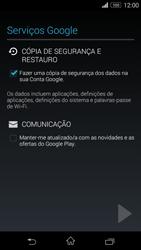 Sony Xperia M2 - Email - Adicionar conta de email -  9